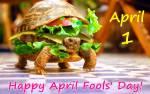 April Fools day:13