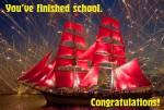 Farewell to school!:8