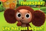 Thursday:6