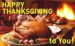 Thanksgiving day:1