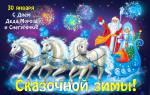 День Деда Мороза и Снегурочки:6