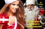 День Деда Мороза и Снегурочки:8