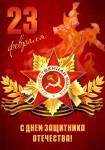 День защитника Отечества:15
