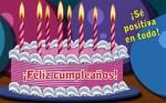 Feliz cumpleaños:13