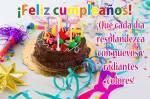 Feliz cumpleaños:15