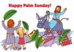 Palm Sunday:14