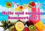 Der Sommer ist da!:9