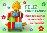 Feliz cumpleaños:3