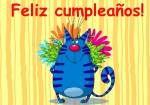 Feliz cumpleaños:6