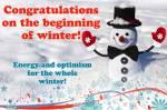 The beginning of winter:5