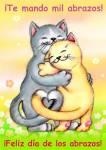Día del abrazos:6