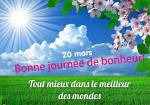 Journée internationale du bonheur:6