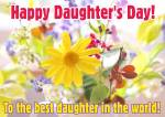 World daughters day:4
