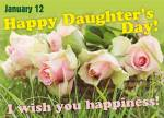 World daughters day:6