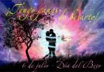 Día Internacional del Beso Robado:13