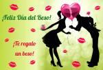Día Internacional del Beso:12