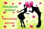 Journée du baiser