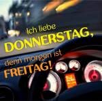 Donnerstag:0