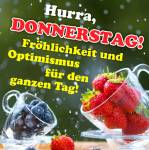 Donnerstag:1