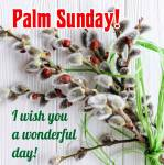 Palm Sunday:3