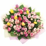 Frühlings-Blumensträuße:8