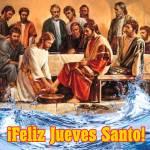 Jueves Santo:1
