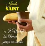 Jeudi Saint:0