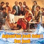 Jeudi Saint:1