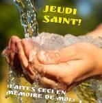 Jeudi Saint:2