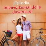 Día International de la Juventud:4