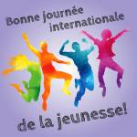 Journée internationale de la jeunesse:3