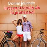 Journée internationale de la jeunesse:4