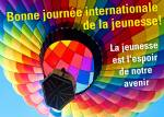 Journée internationale de la jeunesse:10