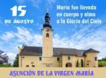 Asunción de María:5