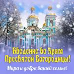Введение в храм Пресвятой Богородицы:0