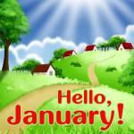 January. Summer:8