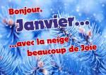 Janvier Hiver