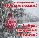 Новый год:58