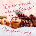 Зимние поздравления:9