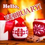 February. Winter:0