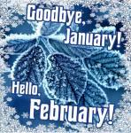 February. Winter