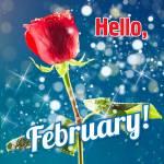 February. Winter:4
