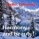 February. Winter:5