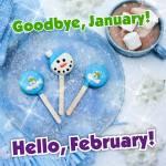 February. Winter:6