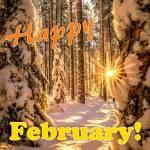 February. Winter:8