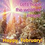 February. Winter:9