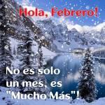 Febrero Invierno:5