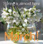 March:0