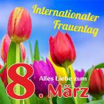 Internationaler Frauentag:1