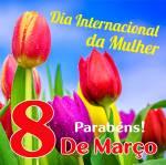 Dia Internacional da Mulher:1